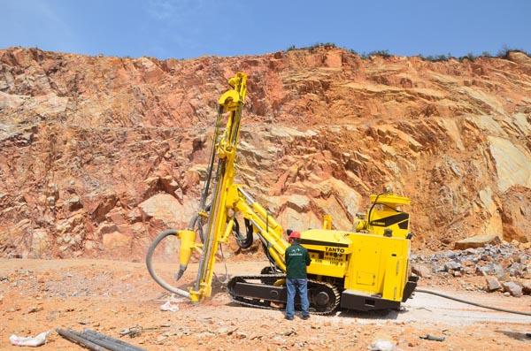 湖南长沙九十八号工业设计有限公司(N98Design),唐拓钻机工业设计