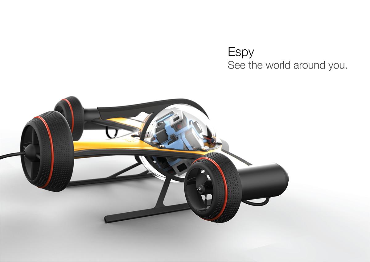 产品设计手绘赛车
